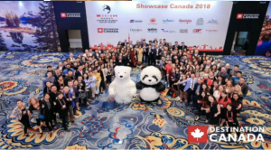 Destination Canada Showcase Canada 2018 Beijing, China