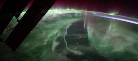 northern lights, aurora