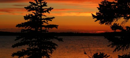 Yellowknife, Northwest Territories, Canada, Midnight Sun, Summer, Summer Season, Yellowknife's Summer